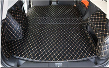 Customized car cargo trunk mats for Jeep Patriot waterproof durable boot carpets for Patriot(China)