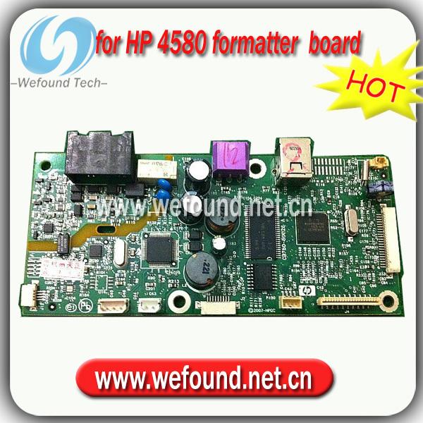 Hot!100% good quality for HP 4580 printer formatter board motherboard<br><br>Aliexpress