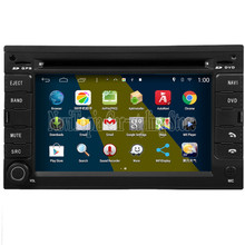 NaviTopia Brand New 800*480 Quad Core 16G 6.2'' Pure Android 4.4.4 Car PC for VW GOLF4/B5 Car DVD Multimedia Player(China)