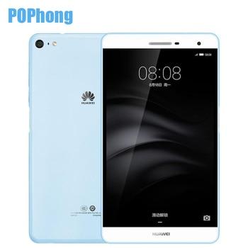 เดิมhuawei m2 lite 3กิกะไบต์ram 16กิกะไบต์รอมple-703l 7นิ้วแท็บเล็ตพีซี4กรัมLTE Snapdragon 615 Octa Androidแกนลายนิ้วมือDualซิม