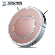 Robot Vacuum Cleaner ECOVACS DEEBOT Tacit CEN546 Sweep, Suction, Wet Cleaning and Dry Up, Remote Control, Self Charge ASPIRADOR