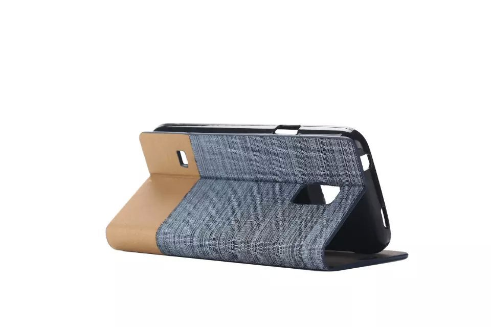 luxury S5 Mini slim Wallet Leather font b Case b font For font b Samsung b