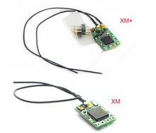 Original Frsky 16CH mini XM / XM+ PLUS receiver for indoor FPV small quadcopter PWM SBUS