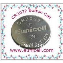 12000pcs bulk packing CR2032 3V lithium coin cell battery cr2032 free shipping cost wholesale price(China)
