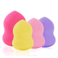 2 Sizes Soft Sponge Gourd Shape Makeup Blending Foundation Smooth Sponge Cosmetic Great Beauty Powder Puff Seire 1(China)