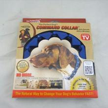 The new pet big Dog adjustable Dog training Collar, Perfect Dog Command Collar is Large tv