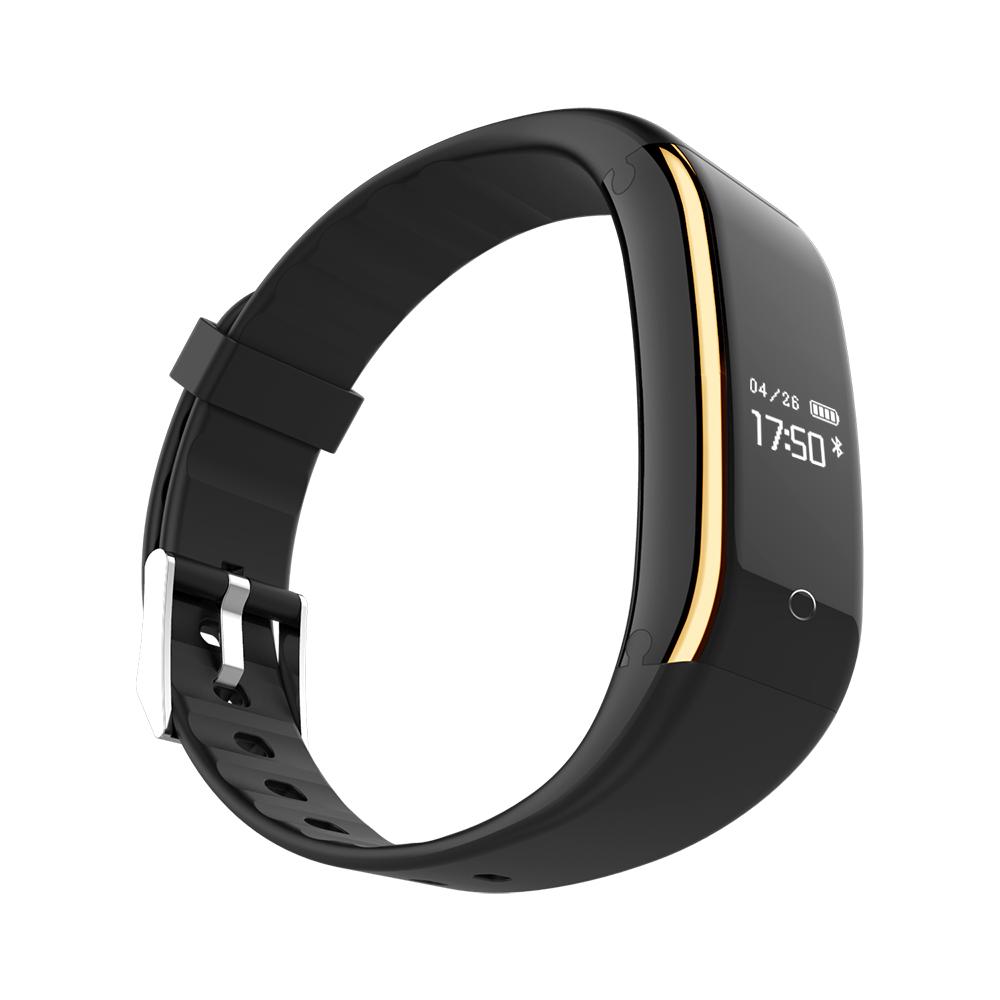 Waterproof Android Pedometer + Blood Pressure & Heart Rate Monitor Wrist Watch 27