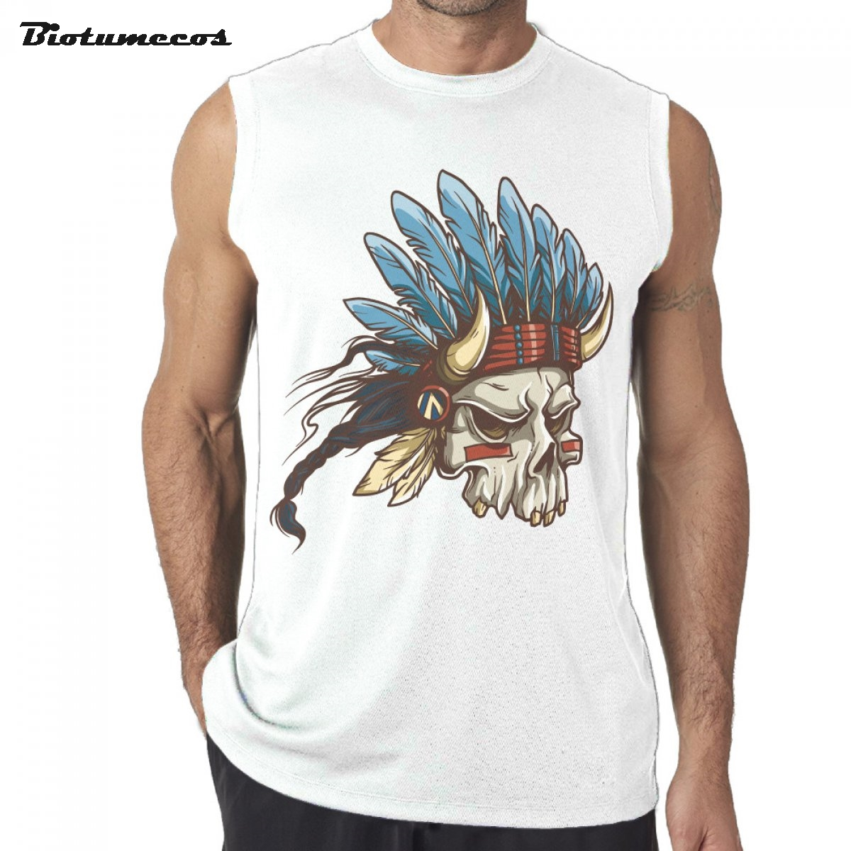 Men tank tops fashion 72