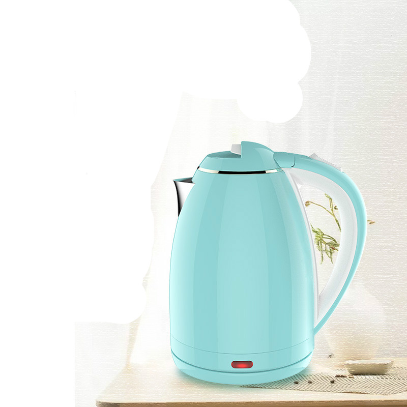 Electric kettle   304 stainless steel house automatic power Overheat Protection<br>