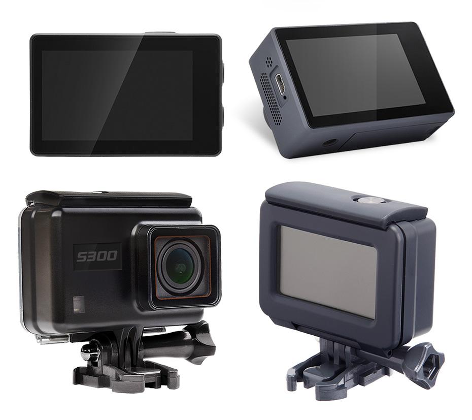 SOOCOO S300 4K 30FPS Sports Camera 2.35 Touchscreen Hi3559V100 IMX377 EIS Wifi External Mic GPS (20)