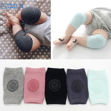 1 Pair Baby Knee Pads Leg Protector Anti Slip Crawling Accessory Baby leg Knees Protector Warmer Baby Crawling(China)