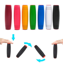 1 PC Anxiety Relief Roller Stick Toy Hot Stress Fidget Attention Focus Gift Multi Colors(China)