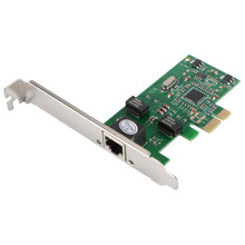 Gigabit Ethernet PCI-E Network Interface Card NIC 10/100/1000M Controller AC699