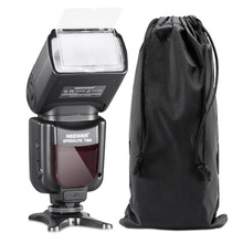Neewer 750II TTL Flash Speedlite con Display A CRISTALLI LIQUIDI per Nikon D5000 D3000 D3100 D3200 P7100 D7000 D700 Series e Altri nikon DSLR(China)