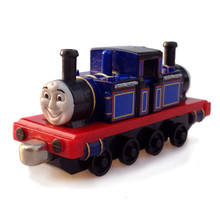 Alloy Magnetic Two-headed the train Tmac mike Thomas and Friend toys baby learning & education classic the toys gift of children