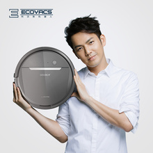 ECOVACS To Treasure DD35 Sweep Floor Robot Vacuum Cleaner Intelligent Home Ultra Thin Fully Automatic Wash Machine Cleaners(China)