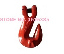 8--21.2Ton G80 clevis grab hook industrial grade lifting rigging hardware forged alloy steel hoist hook crane winch chain(China)