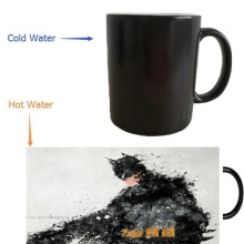 batman mug magic mugs coffee mug heat reveal Heat sensitive mugs changing color wine