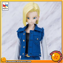 "Japan Anime ""Dragon Ball Z"" Original MegaHouse D.O.D / Dimension of DRAGONBALL Complete Collection Figure - Android #18"