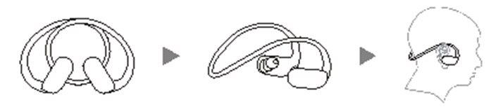 2.Headphones IP68 100% Waterproof MP3 Swimming earphones Headset earbuds MP3 Player Music player speaker.jpg