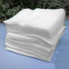 900 Pcs Nail Art Tips Cotton Manicure Polish Remover Clean Wipes Lint Pads Paper
