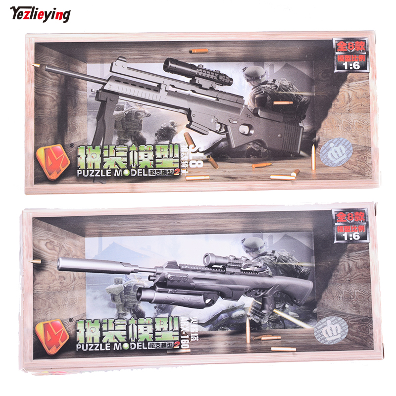 """ZYTOYS 1//6 Scale MP7A1 Model for 12/"""" Action Figure Scene Accessories"""