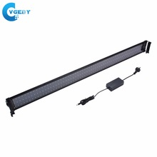 Aquarium LED Lighting Fish Tank Light Lamps 118CM 180 LED SMD Submersible Fishbowl Lights Fixtures Fish Supplies New Arrival(China)
