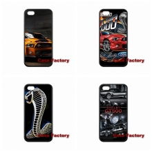 For HTC One X S M7 M8 mini M9 Plus Desire 820 Moto X1 X2 G1 G2 Razr D1 D3 Samsung Ford Mustang Shelby GT500 Cover