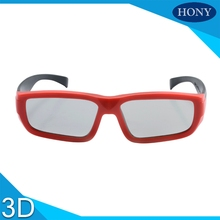 5pcs Kids Passive Imax Cinema Linear 3D Glasses for Movie Theaters,TVs& rojectors, IMAX Linear Polarized Lens light 3d glasses