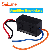 Wire Harness Car Audio Power Box Adapter Amplifier Time Delayer Starter free shipping Easy to install