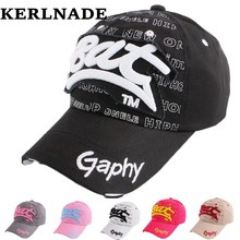 cheap caps promotion embroidery letter simple multi colorful outdoor sports women men boy girl baseball cap beauty snapback hat