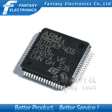 5PCS STM32F405RGT6 QFP64 STM32F405 QFP ARM  new and original IC free shipping