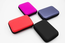 "Best Price 2.5"" External USB Hard Drive Disk Carry Mini Usb Cable Case Cover Pouch Earphone Bag for PC Laptop(China)"
