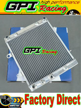 GPI ATV Radiator FOR Polaris Sportsman 400 2004-2005 and Sportsman 450 2006-2007