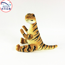 2016 New dinosaur plush toy 40# stuffed Ornitholestes child toys collecting gifts soft toy dinosaur