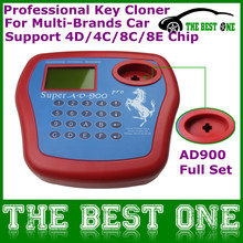 DHL Free Super AD900 Pro Key Programmer 2016 Latest V3.15 With 4D Function AD 900/AD-900 Copy And Unlock Most Crypto Transponder