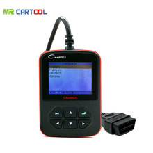 Original Launch Creader VI Support Multi-languages Creader 6 OBD2 Code Reader Update Online