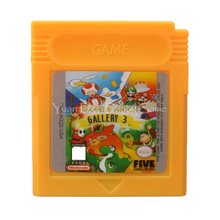 Nintendo GBC Video Game Cartridge Console Card Game & Watch Gallery 3 English Language Version(China)