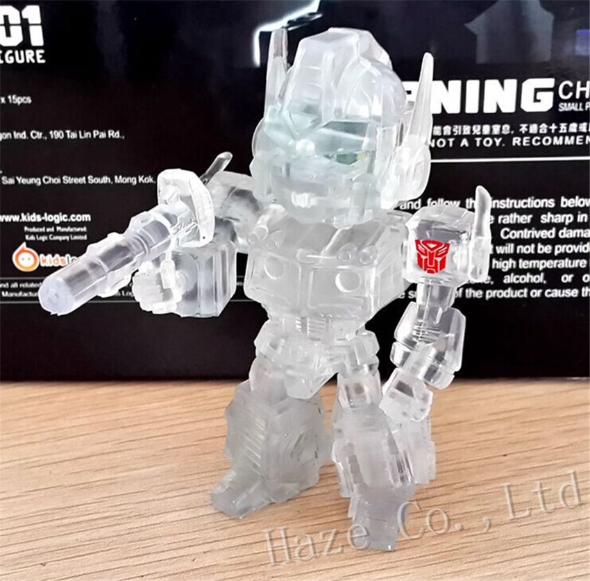 New Logic Egg Attack  Optimus Prime Autobots Clear Version Free ship<br><br>Aliexpress