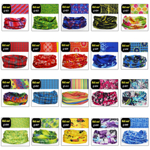Outdoor Sports Bicycle Scarf Cycling Mask Turban Magic Headband Multi Scarves Face Bandana