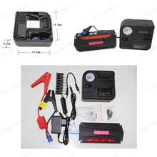 Car booster car power bank Original  Car Jump Starter with pump Mini Portable Emergency   Charger for Petrol and Diesel Car