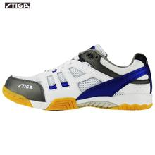 Genuine Stiga Table Tennis Shoes Zapatillas Deportivas Mujer Mens ping pong racket shoe sport sneakers G1208053(China)