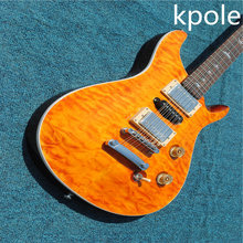 Super electric guitar,Kpole big decorative 12 string PRS electric guitar, high quality high grade products!(China)