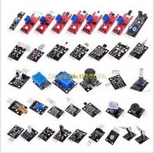 sensor kit 37 in 1 Sensor Kit For Arduino /RRGB/joystick/photosensitive/Sound Detection/Obstacle avoidance/buzzer(China)