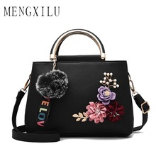 Buy MENGXILU Flower Women Bags Handbags Women Famous Brand Designer High PU Leather Crossbody Bag Women Bag Small Sac for $15.77 in AliExpress store