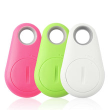 High Quality anti-lost smart bluetooth tracker  Child Bag Wallet Key Finder GPS Locator Alarm 4 Colors Wholesale