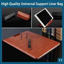 "Ultra-thin PU Leather Case For cube i9/cube iwork12 12.2""Tablet PC bracket Universal Support Liner Bag + free 3 gifts"