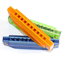 Harmonica types Children Plastic Music Instrumental Toy Kids Early Educational Learning Multifunction Toys Random Color kis Gift