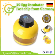 Mini Brooder Automatic Egg Incubator Controller Poultry Hatchery Machine for Chicken Duck Quail Birds Advance Hatching(China)