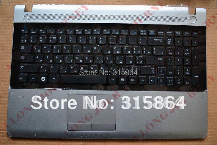 NEW RU laptop Keyboard for SAMSUNG RV509 RV511 RV515 RV520 Black C SHELL<br>